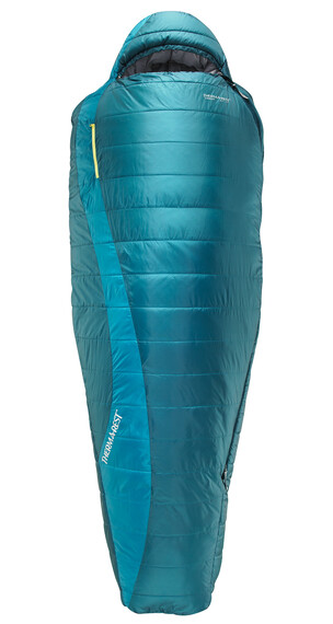 Therm-a-Rest Capella Sleeping Bag Women 20 Long Spruce